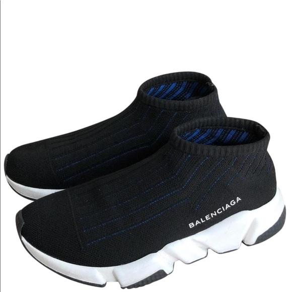 balenciaga shoes low cut